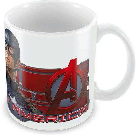 Marvel Captain America Ceramic Mug