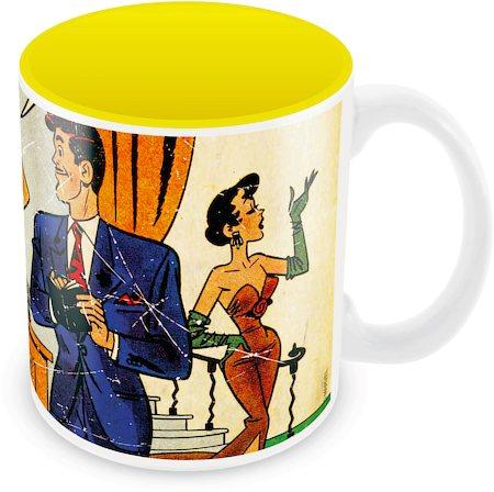 Marvel Comics Fashion Ceramic Mug