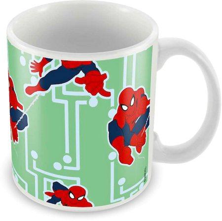Marvel Spider-Man Red Spidey Ceramic Mug