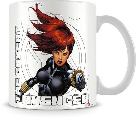 Marvel The Covert Avenger Ceramic Mug