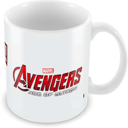 Marvel Captain America - Avengers Assemble Ceramic Mug
