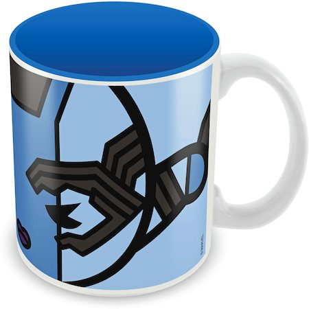 Marvel Nebula - Kawaii Art Ceramic Mug