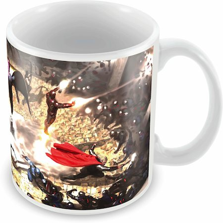 Marvel Avengers - Battlefield Ceramic Mug