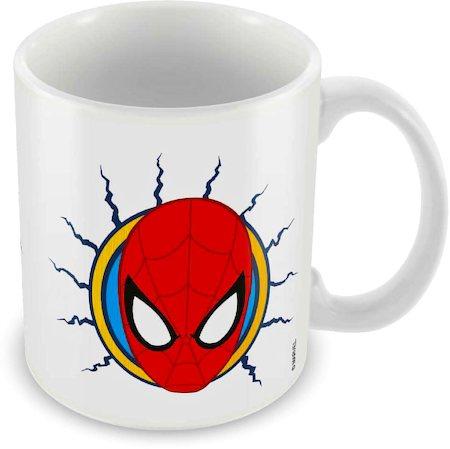 Marvel Spider-Man Eyes Ceramic Mug