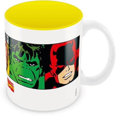 Marvel Comics Avengers Ceramic Mug