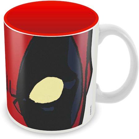 Marvel Deadpool Eyes Ceramic Mug