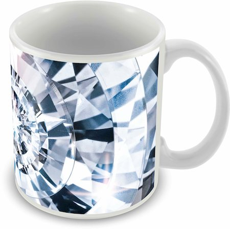 Marvel Captain America Design Ceramic Mug