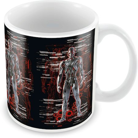 Marvel Ultron - Graphic Ceramic Mug