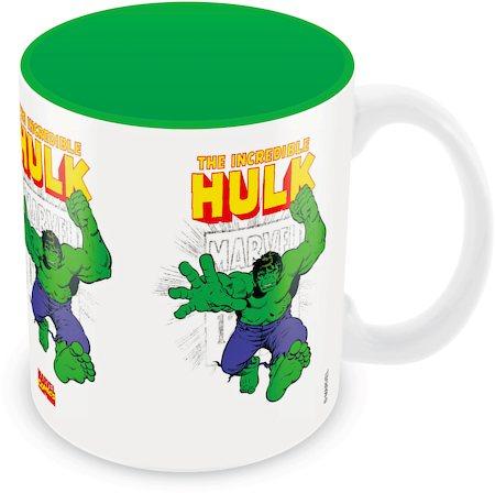 Marvel Comics - incredible Hulk Ceramic Mug