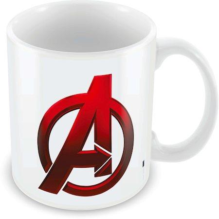 Marvel Avengers Logo Ceramic Mug