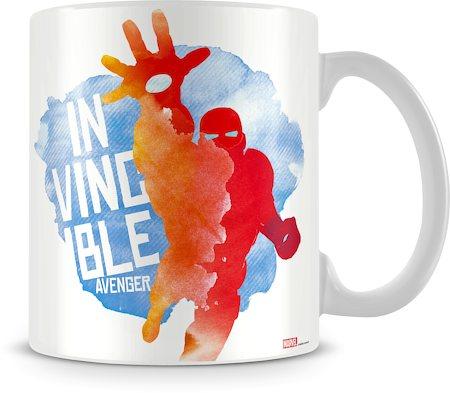 Marvel Invincible Avenger Ceramic Mug
