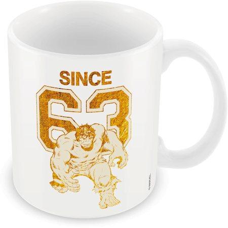 Marvel Hulk Since 63 Ceramic Mug