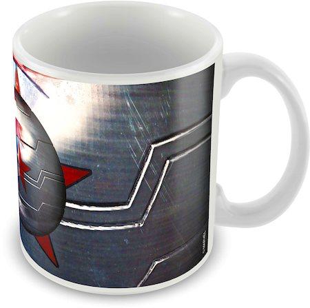 Marvel Captain America - 75 Years New Ceramic Mug