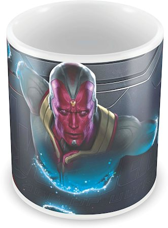 Marvel Vision - Age of Ultron Ceramic Mug