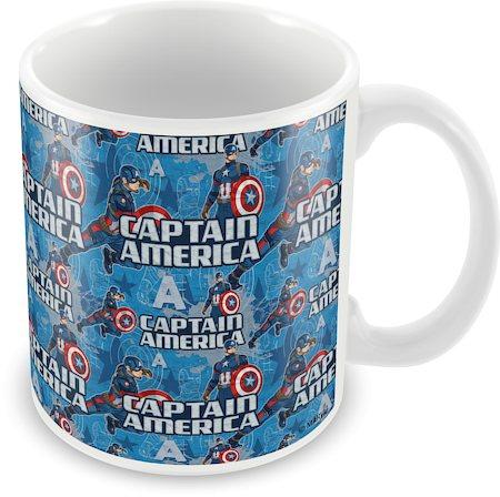 Marvel Captain America - Civil War Ceramic Mug