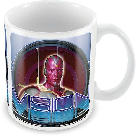 Marvel Vision Frame Ceramic Mug