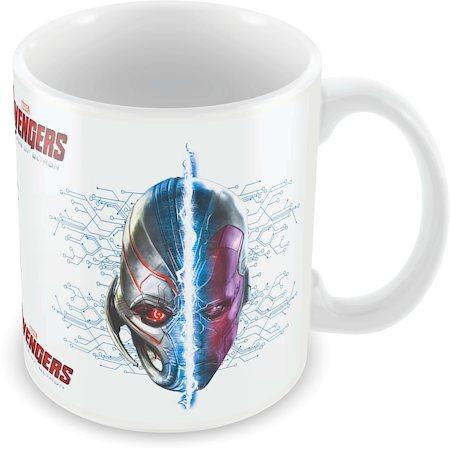 Marvel Ultron - Vision Avengers Ceramic Mug