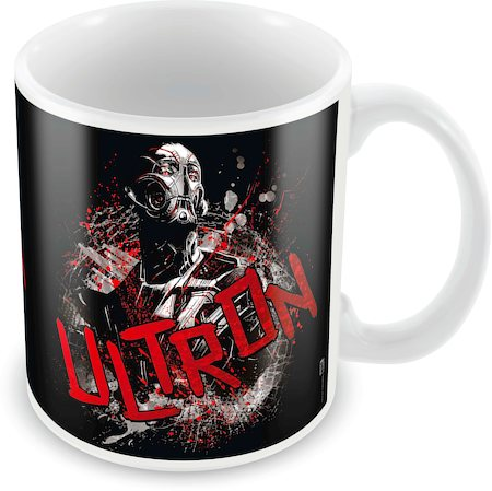Marvel Ultron - Face Ceramic Mug