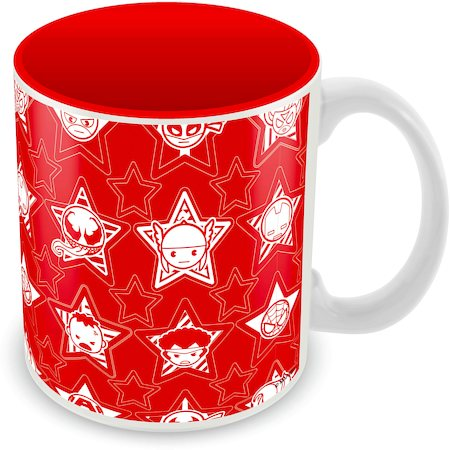 Marvel Kawaii All Ceramic Mug
