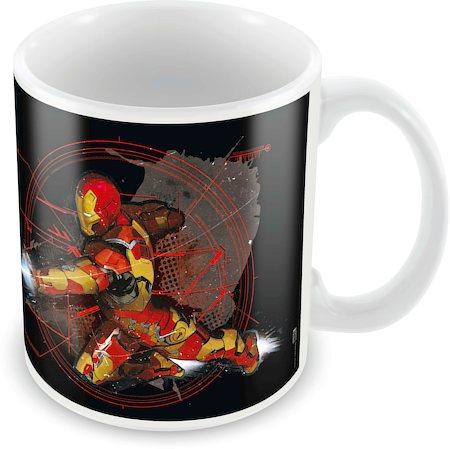 Marvel Avengers - the Iron Man Ceramic Mug