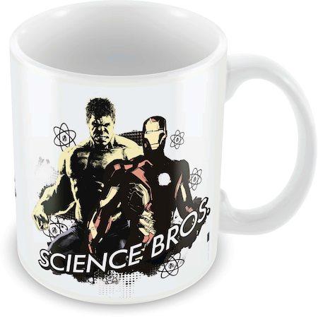 Marvel Science Bros - Avengers Ceramic Mug