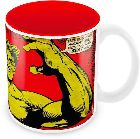 Marvel Comics I Am the Hulk Ceramic Mug