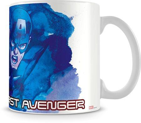Marvel Assemble - the First Avenger Ceramic Mug