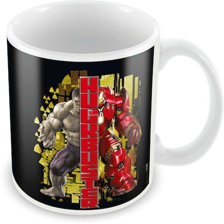 Marvel Hulk Buster - Avengers Ceramic Mug