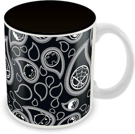 Marvel Artistic Kawaii Ceramic Mug