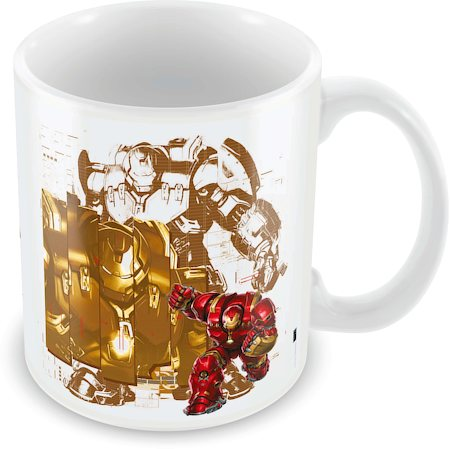 Marvel Avengers - Iron Man Ceramic Mug