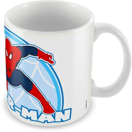 Marvel Spider-Man Stance Ceramic Mug