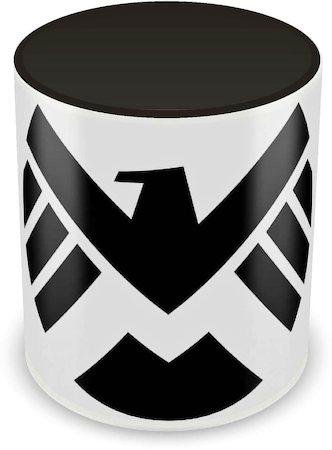 Marvel Spider-Man Shield Ceramic Mug