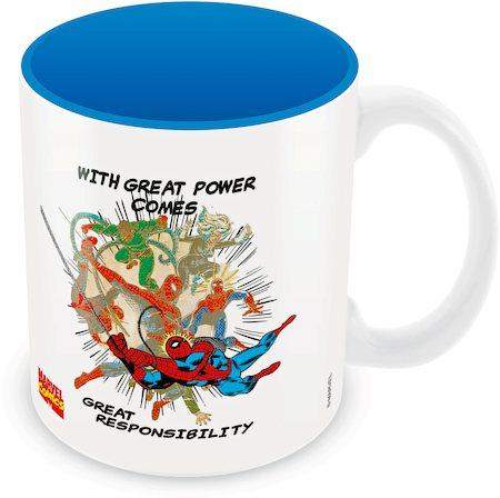 Marvel Comics Spider-Man - Power Ceramic Mug