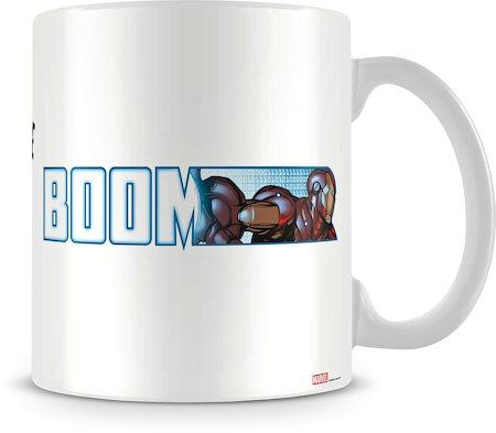 Marvel Avengers Assemble - Boom Ceramic Mug