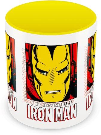 Marvel Comics Iron Man invincible Ceramic Mug
