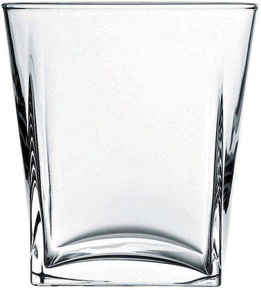 Pasabahce Carre Juice Glass, 205 ml - set of 6
