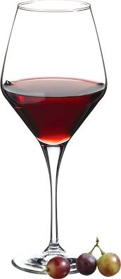 Pasabahce Dream Red Wine Glass, 500 ml - set of 2