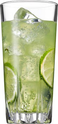 Pasabahce Karat Long Drink Glass, 330 ml - set of 6