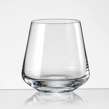 Bohemia Crystal Sandra Whiskey Glass, 400 ml - set of 6