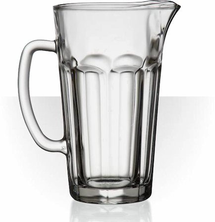 Velik Max Glass Jug - Large, 1.6 l