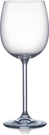 Bohemia Crystal Natalie Wine Glass, 350 ml - set of 6