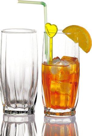 Pasabahce Dance Long Glass, 320 ml - set of 6