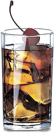 Ocean Pyramid Hi Ball Glass, 300 ml - set of 6
