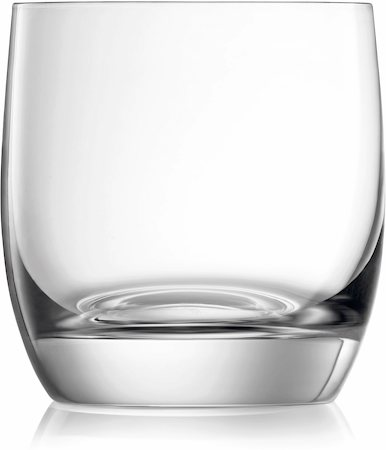 Lucaris Shanghai Soul Double Rock Glass, 340 ml - set of 6