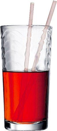 Pasabahce Toras Long Glass, 260 ml - set of 6
