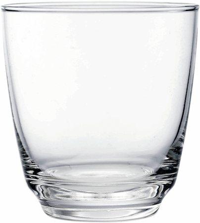 Ocean Haiku Rock Glass, 285 ml - set of 6