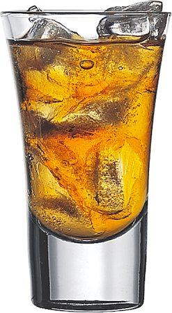 Pasabahce Boston Liqueur Shot Glass, 40 ml - set of 12