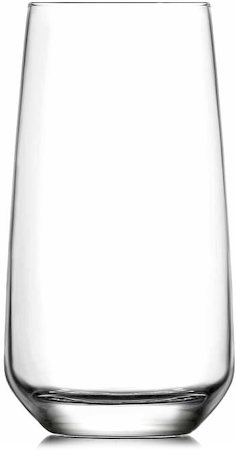 Lyra Lal Long Drink Glass, 480 ml - set of 6