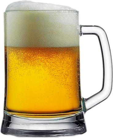 Pasabahce Pub Tempo Beer Mug, 660 ml - set of 2