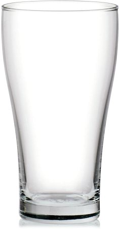 Ocean Conical Super Beer Glass, 425 ml - set of 6